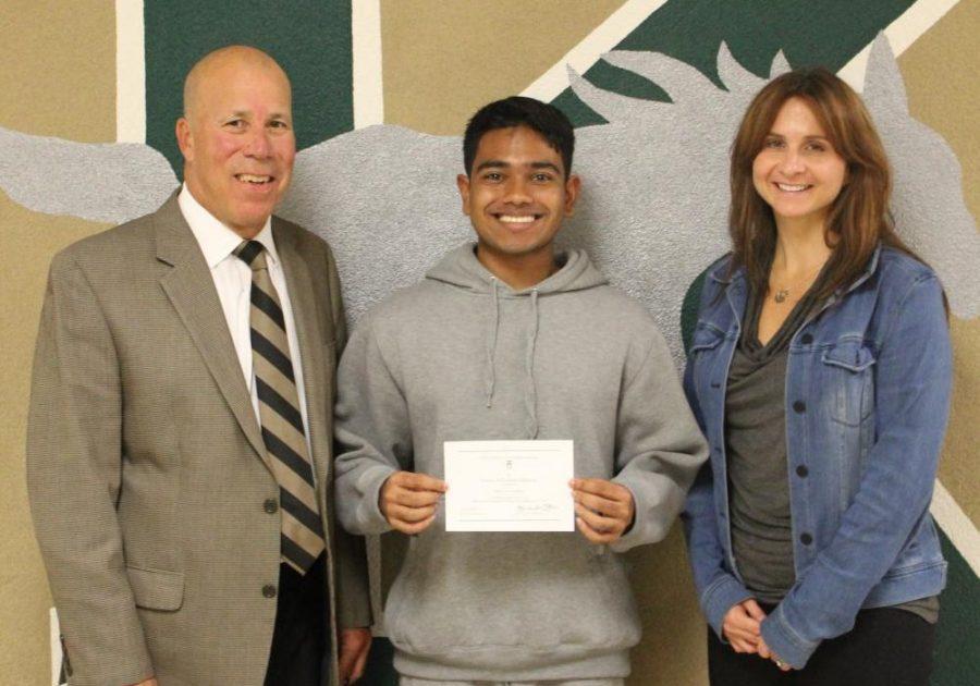 Kennedy Senior Honored By National Merit Scholarship Program