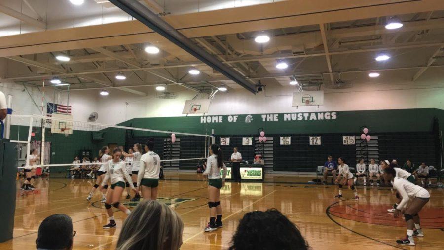 JFKMHS v.s. South Brunswick- Girls Volleyball