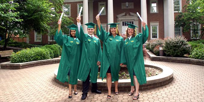 Seniors Cap & Gown