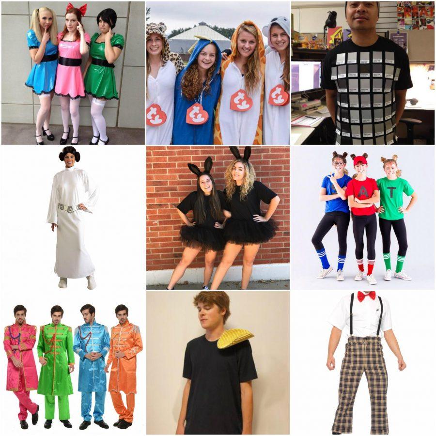 Last Minute Halloween Costume Ideas! – The Torch