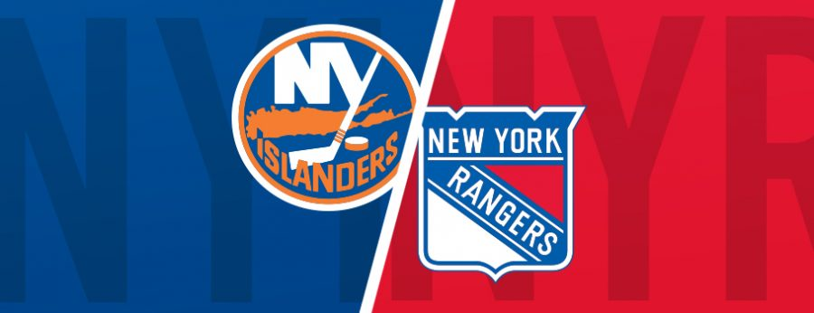 The+New+York+Islanders+played+the+New+York+Rangers+on+January+13%2C+2020+at+MSG.+%0A