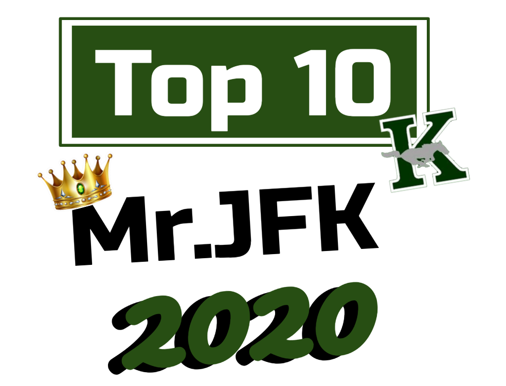 Read to get the scoop on the top ten Mr. JFK candidates!