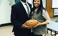 Tarig Holman and his wife officially join the Mustang family.