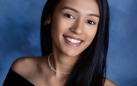 Senior Nikita Thapa