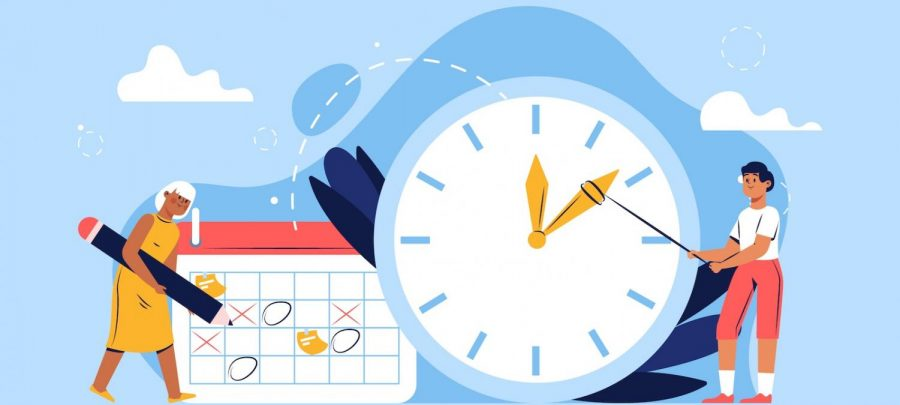 These four tips can make managing your time seem easy!